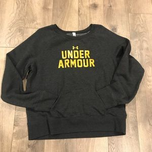 Under armour cold gear sweatshirt